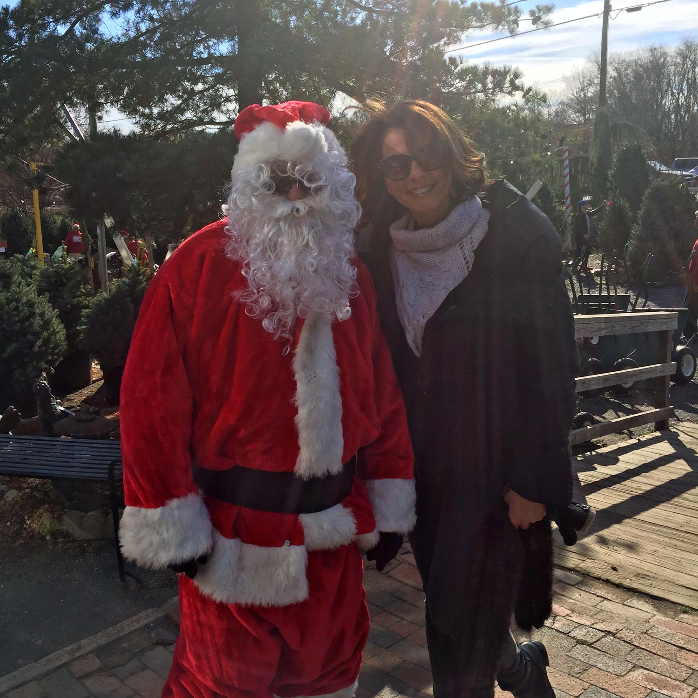 mimi and santa